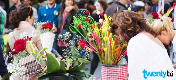 Sant Jordi Solidario Hostel Twentytú