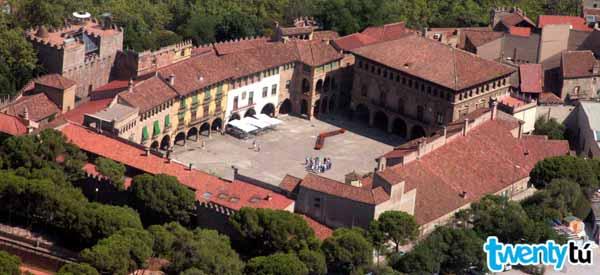 panorama poble espanyol Twentytu hostel