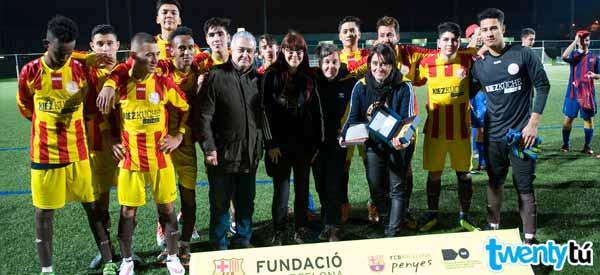 City to city Barcelona Lampedusa Hamburg FC