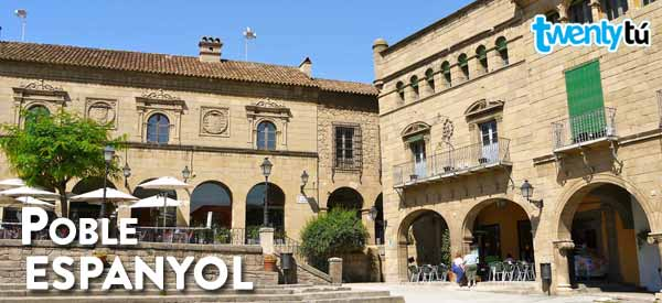 Poble espanyol hostel twentytu