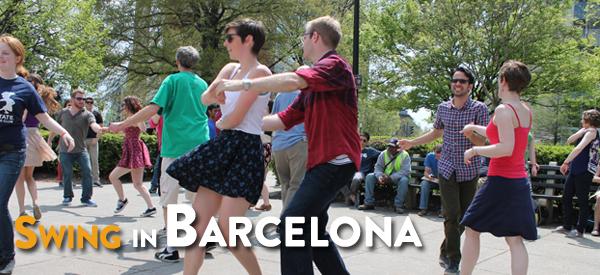 Swing in Barcelona Twentytu hostel