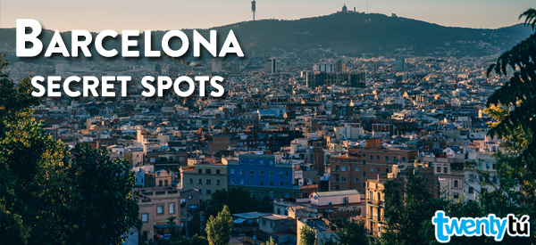 Barcelona secret spots