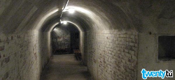 Refugios lugares ocultos Barcelona