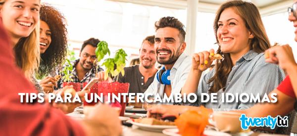 intercambio idiomas barcelona
