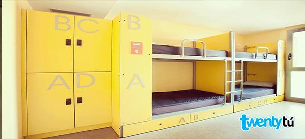 Eco-hostel-barcelona-habitaciones