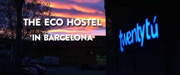 eco hostel barcelona
