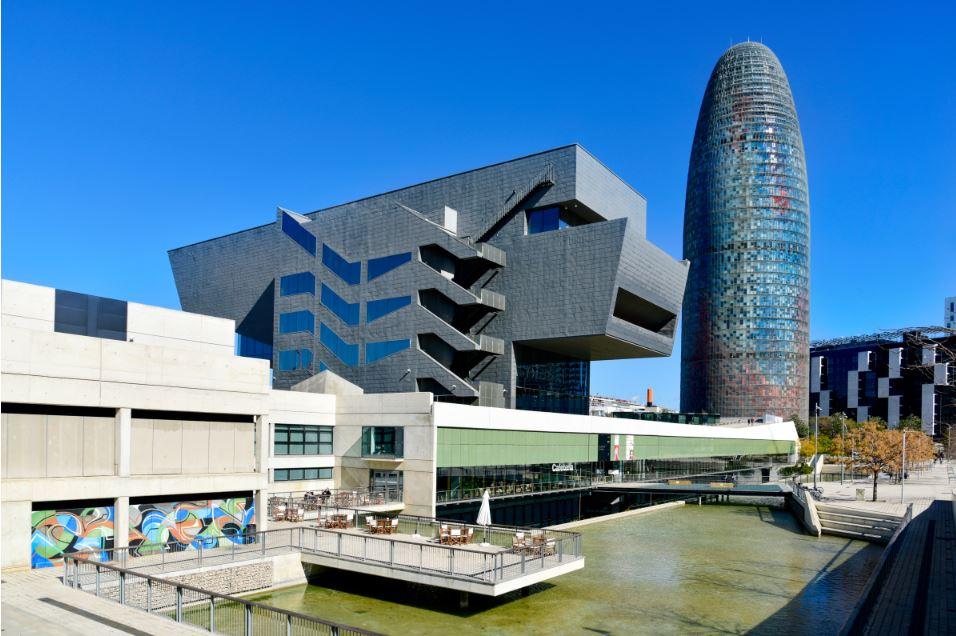 c1bb74052d9 Para planificar tu ruta, puedes comenzar por algunos de los lugares más  emblemáticos cerca del Barrio Tecnológico de Barcelona 22@.