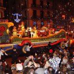 desfile de reyes barcelona