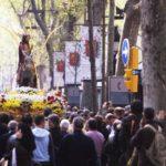 burreta semana santa barcelona